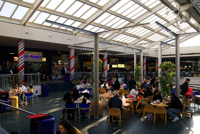 Food Court In Paramus Park Flickr Photo Sharing
