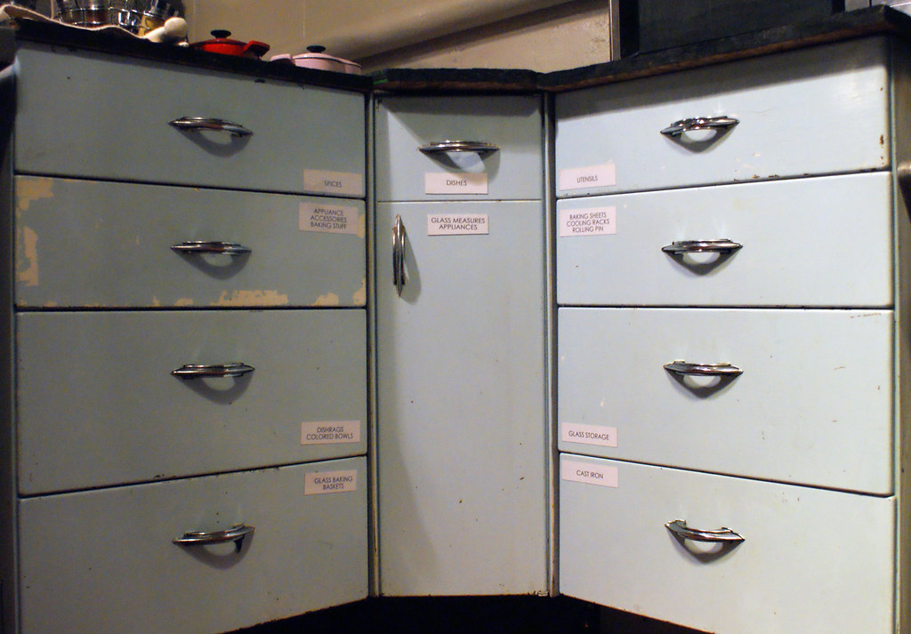 Magnetic Kitchen Cabinet Catches