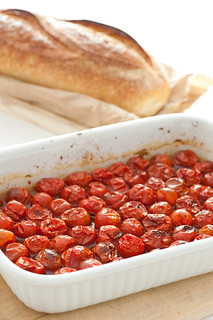 roast cherry tomatoes | by jules:stonesoup