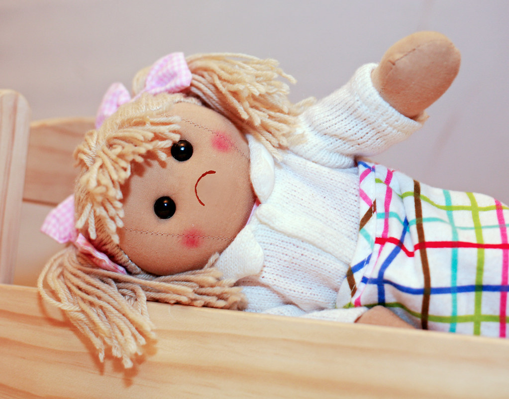 Miss polly had a dolly...   Miss Polly had a dolly Who was s…   Flickr