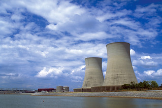 TVA nuclear plant | by Tennessee Valley Authority