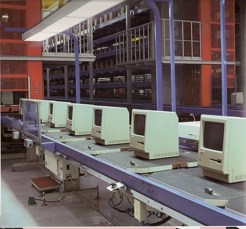 Some Computer Factory, Mid 1980s | Think they were called ...