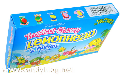 Tropical Chewy Lemonhead & Friends | by cybele-