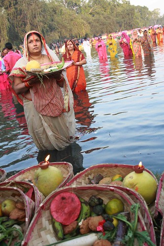 Photo Essay – Chhat Pooja, India Gate | by Mayank Austen Soofi