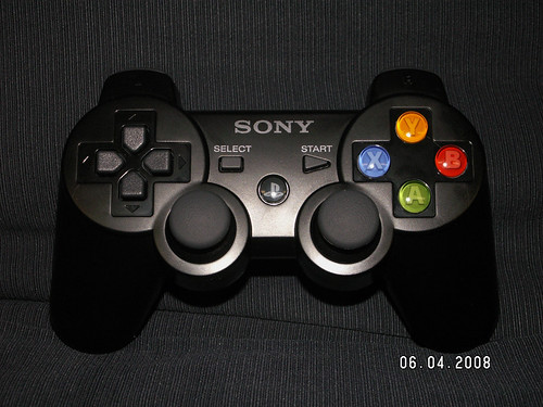 playstation-3-ps3-dual-controller-mod-xbox-360 | by NerdMeech