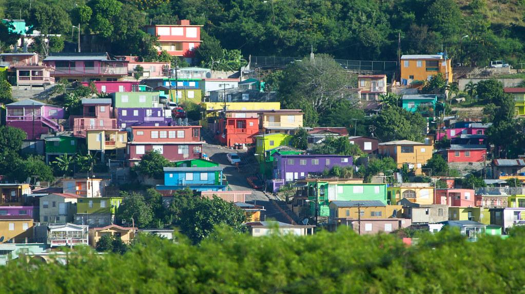Mapa oficial de los Barrios | Puerto Rico Government Open ...