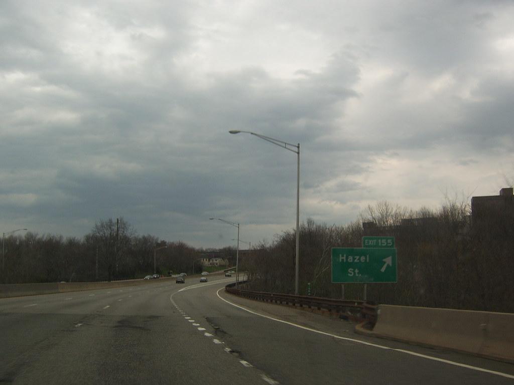 Garden State Parkway New Jersey Garden State Parkway N Flickr