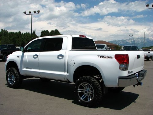 MOZ Off-Road Series Six Pack Toyota Tundra 4x4 TRD | Flickr