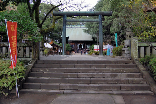 Steps to the Shrine | by jpellgen