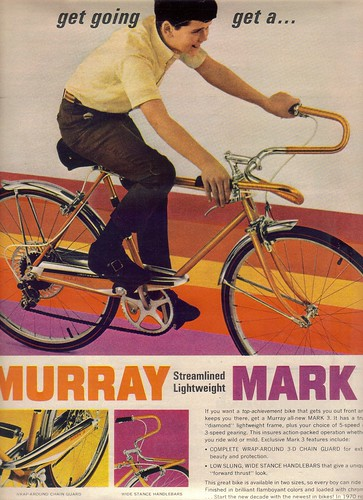 1970 Murray Mark 3 Bicycle | by 43° North