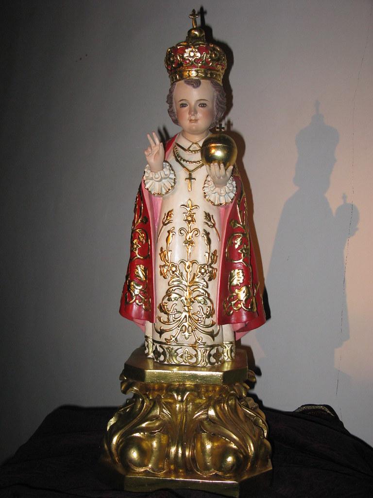Sto Nino De Praga Bambino A Sto Ni O Exhibit Sm Sucat