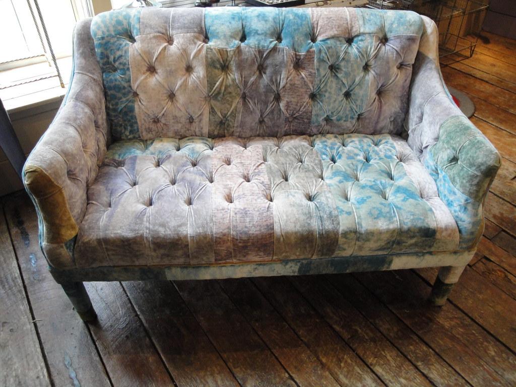 Fabelhaft Sofa Patchwork Referenz Von   By Sunshinesyrie   By Sunshinesyrie