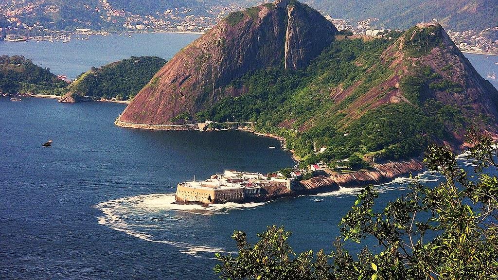 Brasilien - Rio de Janeiro - Blick auf ??? - 0157