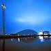 glasgow tower - glasgow science centre - glasgow imax, bbc scotland, river clyde, glasgow scotland uk, glasgow architects