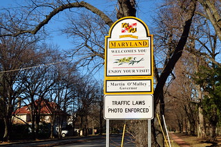 Maryland Welcomes You | by M.V. Jantzen