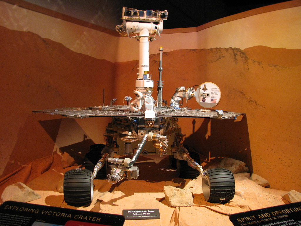 curiosity rover scale model - photo #36
