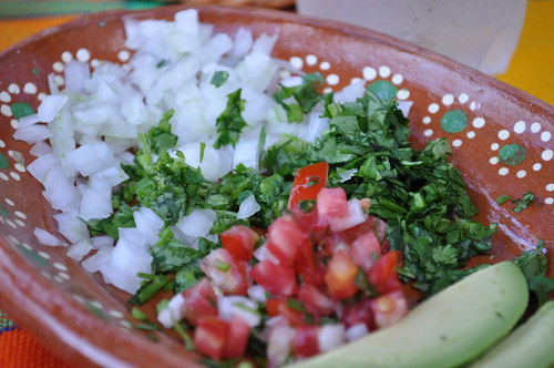 Mexican garnishes | by celticjig1
