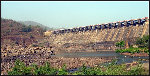 Massanjore Dam | by Sandeep Santra