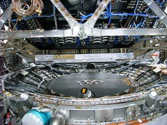 AMS-02 Integration - CERN © AMS-02 Collaboration | by ams02web