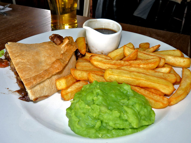 Steak and Ale Pie | Flickr - Photo Sharing!