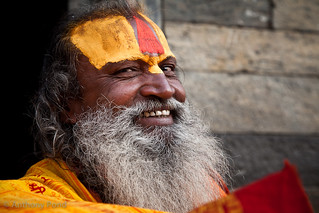 Happy Sadhu | by anthonypond