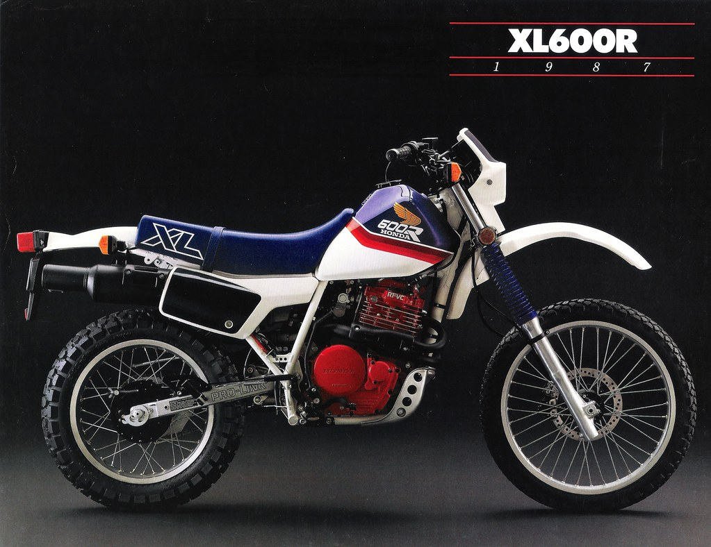 Permalink to Honda Xr 600 Motorcycle For Sale