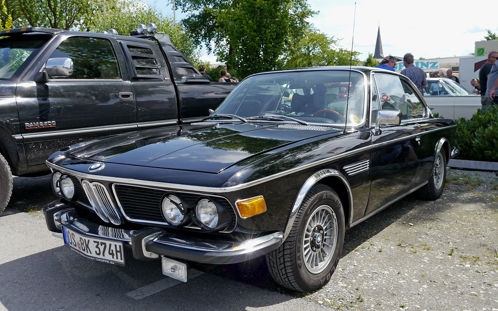 BMW E9 ::: 2.5 CS :: 2800 CS :: 3.0 CS :: 3.0 CSi ::: in t… | Flickr