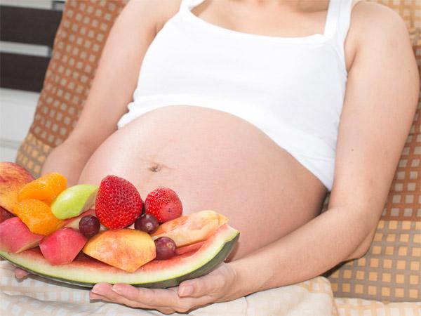 Chế độ ăn uống của bà bầu 3 tháng đầu 3