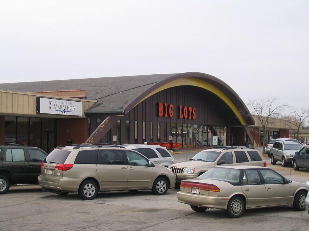 Former Kohl S Supermarket Now Big Lots Ashwaubenon Wi