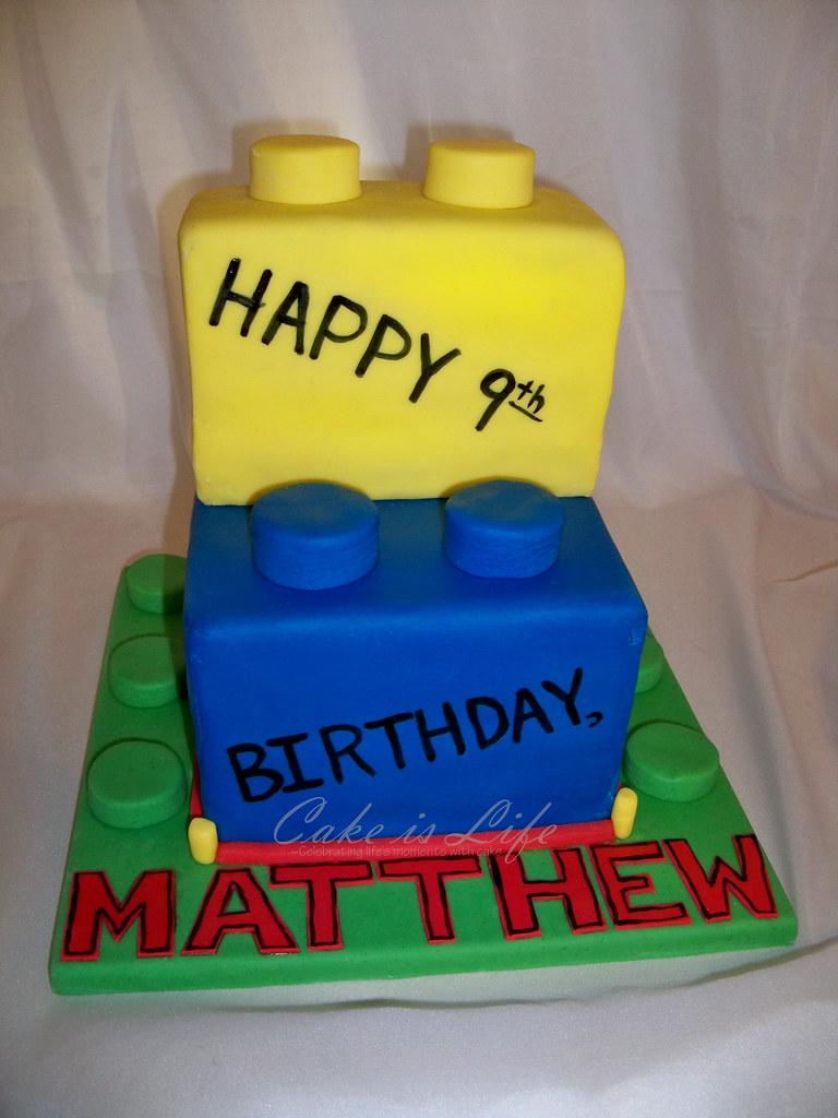 Lego Themed Cake Philippines