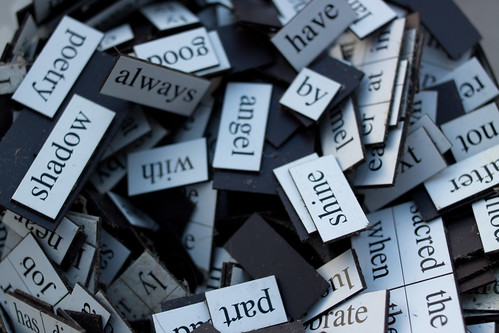 words words words | by Chris Blakeley