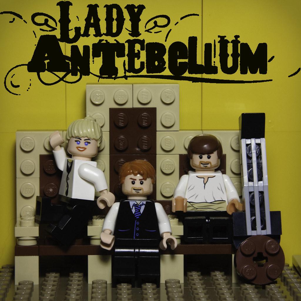 Lady Antebellum's First Album... Still