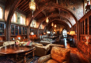 The Gothic Study - The Private Library of William Randolph Hearst | by Stuck in Customs