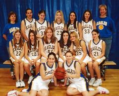 Jr. Girls Basketball 0405