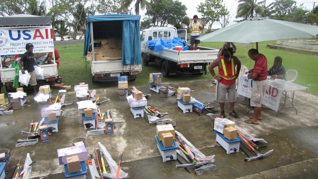 Natural Disaster Volunteer Organizations