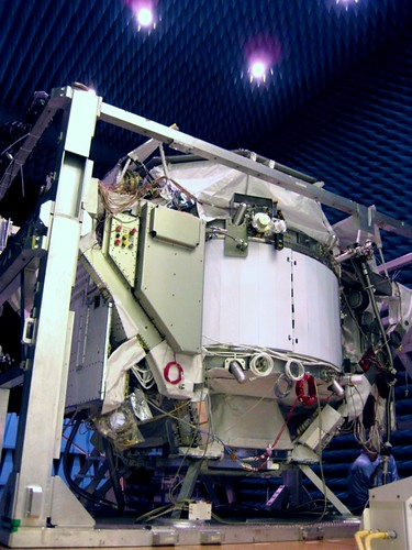 AMS-02 TVT Tests - ESTEC © AMS-02 Collaboration | by ams02web