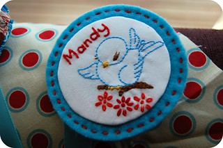 My Name Tag for Sew It Together yay! | by MandyMade