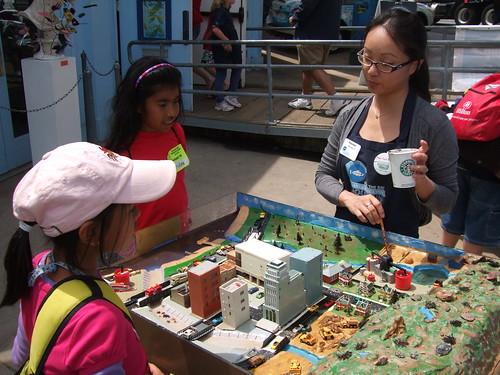 Santa Monica Pier Aquarium Earth Weekend 2010 Photo By Wya