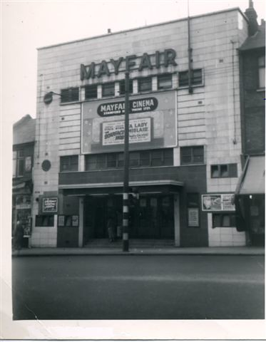 Mayfair Cinema, South Tottenham, London | by kencta