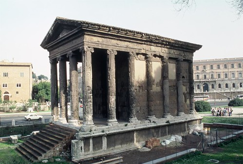 6 Temple of Fortuna Virilis | by kurarisa
