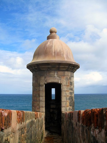 guard tower in old san juan (346/365) | by the queen of subtle