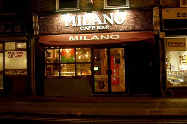 Cafe Milano New York