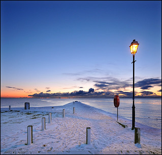 Irvine Beach Slipway Winter | by firefighter.kevin