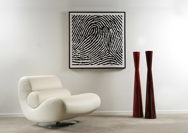 40 x 40 fingerprint portrait by dna 11 flickr photo for Personalized dna art