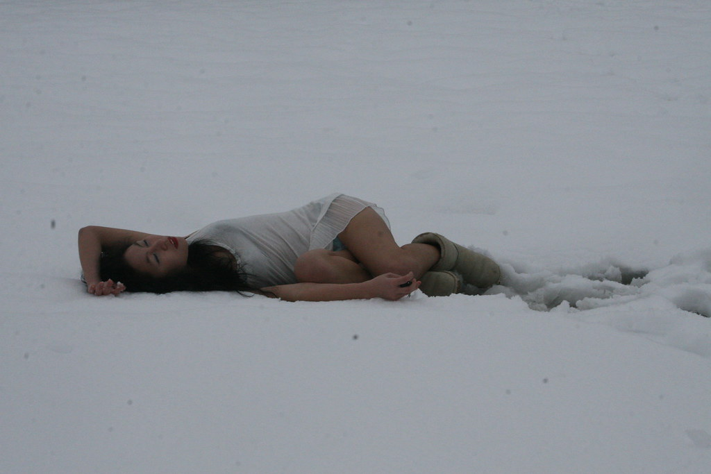 Chionophobia Hypothermia Fear Of Snow Paradoxical Undre Flickr