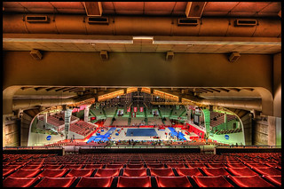A Day at The Barn - Nosebleed Section | by StaticSparks.com
