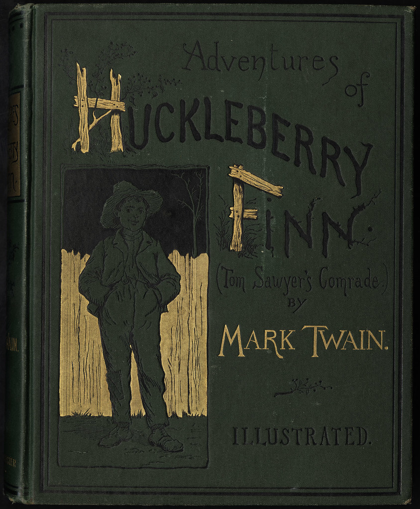 the adventures of huckleberry finn tom sawyer s comrade flickr  the adventures of huckleberry finn tom sawyer s comrade front cover by
