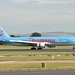 G-OBYC Boeing 767 300 of Thomson at Manchester Airport