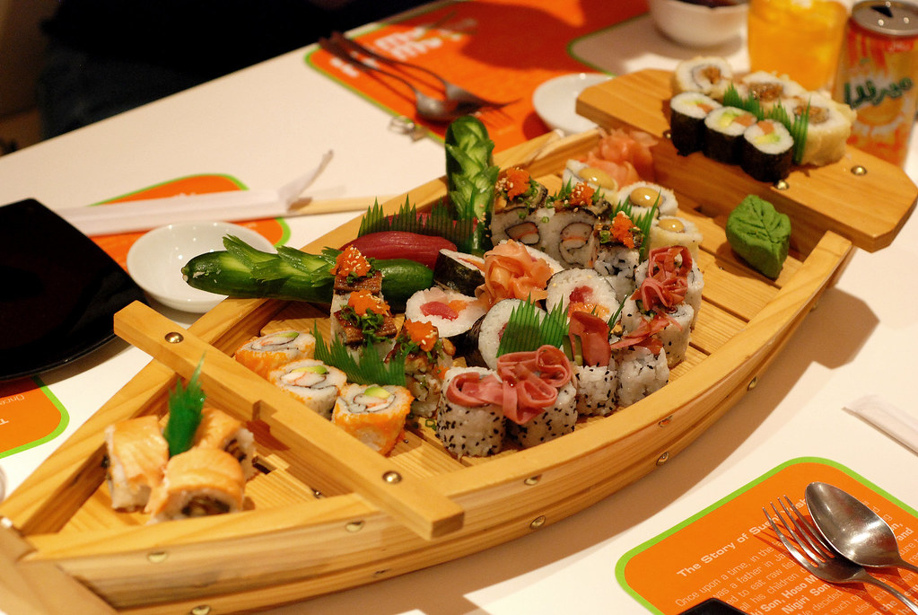 Sushi Boat | Explored ...