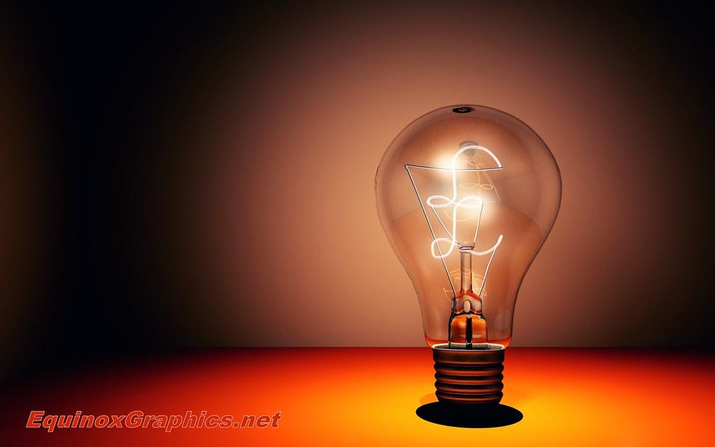 inspirational lighting. Creativity Inspirational Light Bulb By Equinox Graphics Lighting